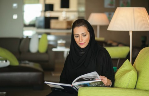 THE PUBLISHING PRINCESS OF THE UAE