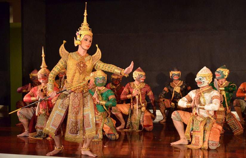 Exploring Khon, a Royal Thai Performance