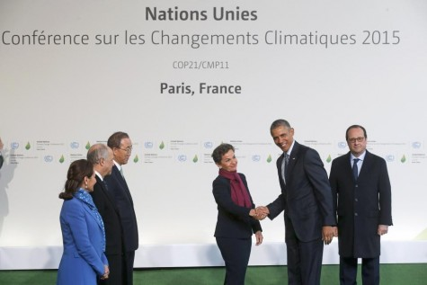 The World Climate Change Conference 2015
