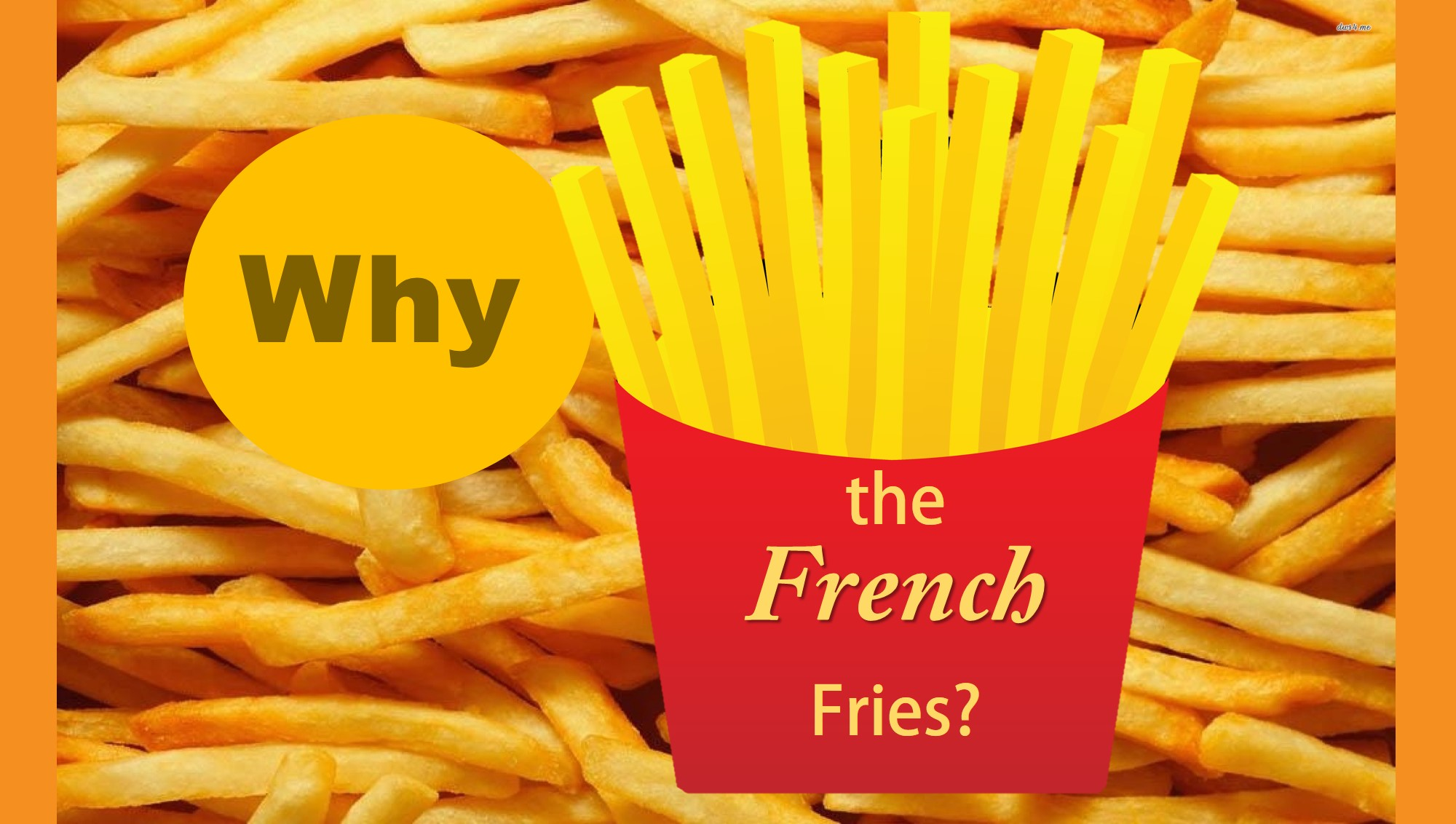 The Controversial History behind the Crispy Potato