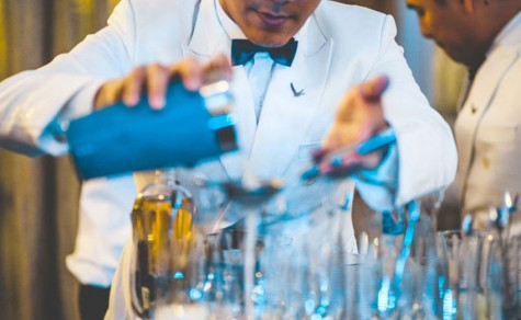 THE HIGH CRAFT OF MIXOLOGY