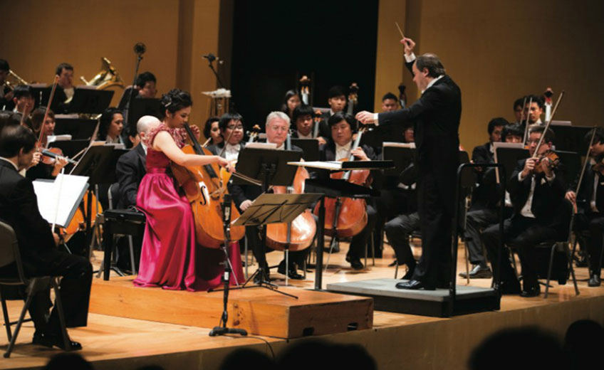 ORCHESTRAL TRIALS, TRIBULATIONS AND HOMESICKNESS