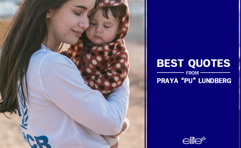 Best Quotes from Praya