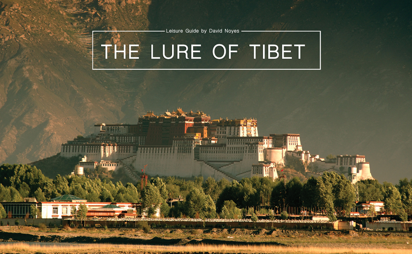 THE LURE OF TIBET