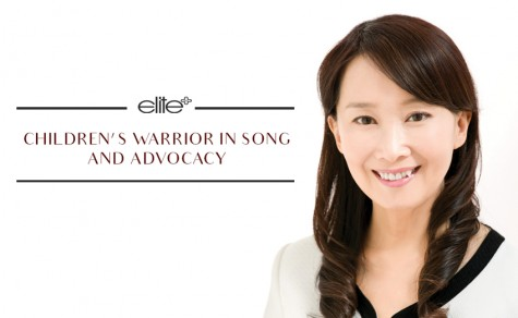 CHILDREN'S WARRIOR IN SONG AND ADVOCACY