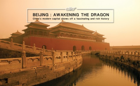 BEIJING : AWAKENING THE DRAGON