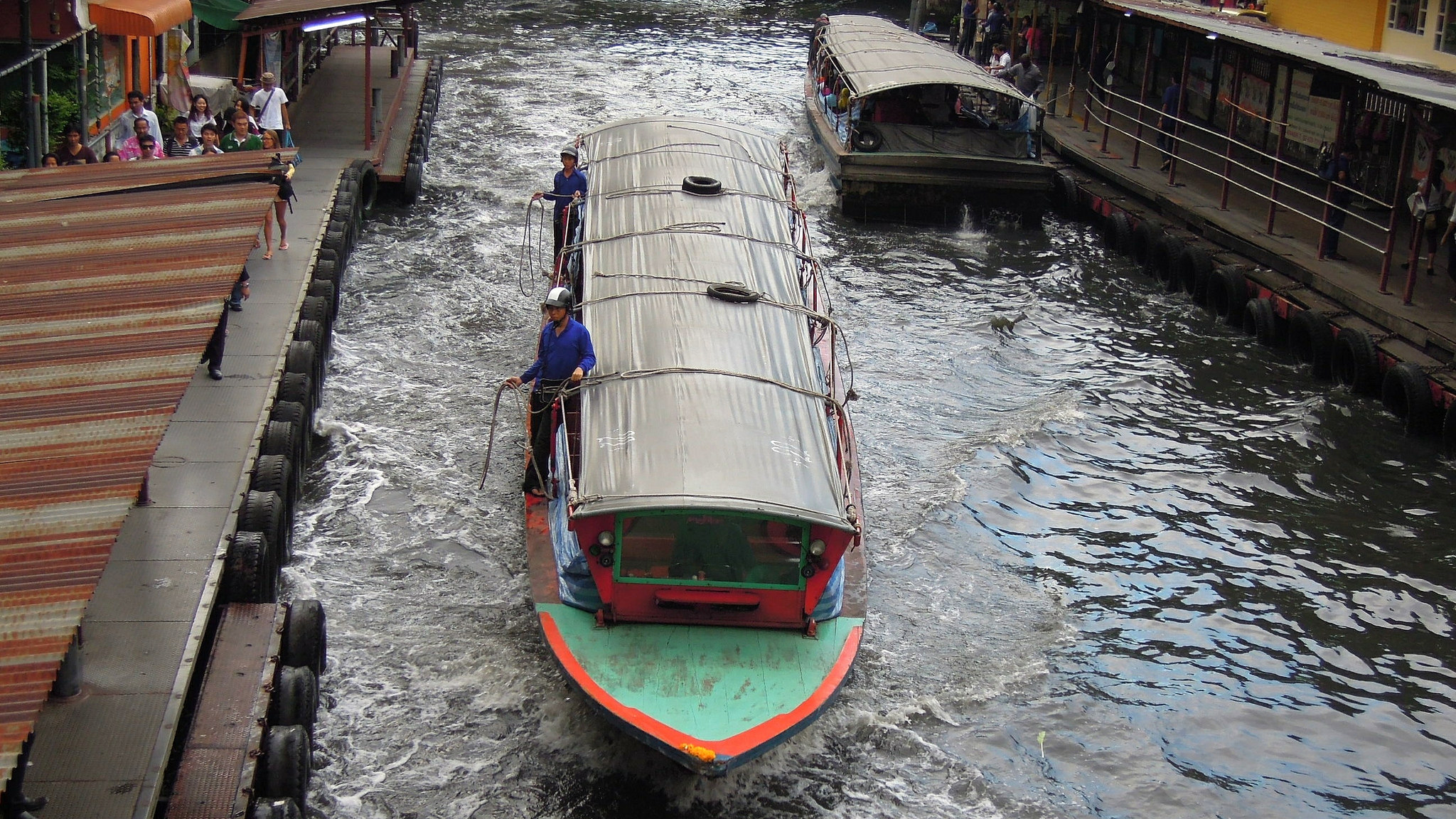 New Bangkok canal boat service to reinvigorate interest in the city's waterways