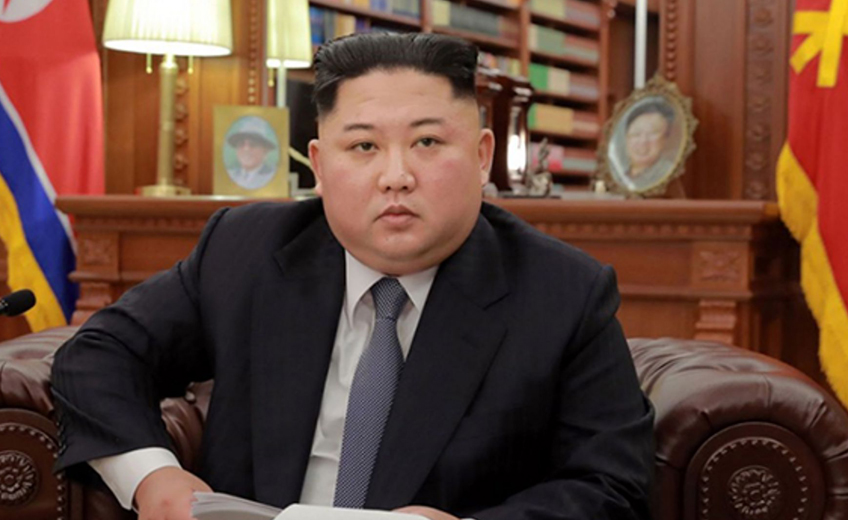 Kim Jong-un's New Year's Message Accuses US of breaking promises