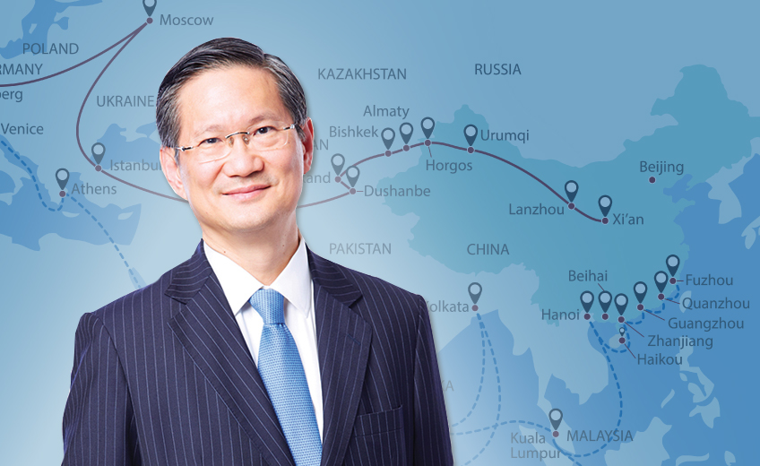 Bangkok Bank Ready for Opportunities Offered by Belt and Road Initiative