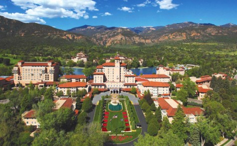 Estes Park, Colorado and its Stanley Hotel