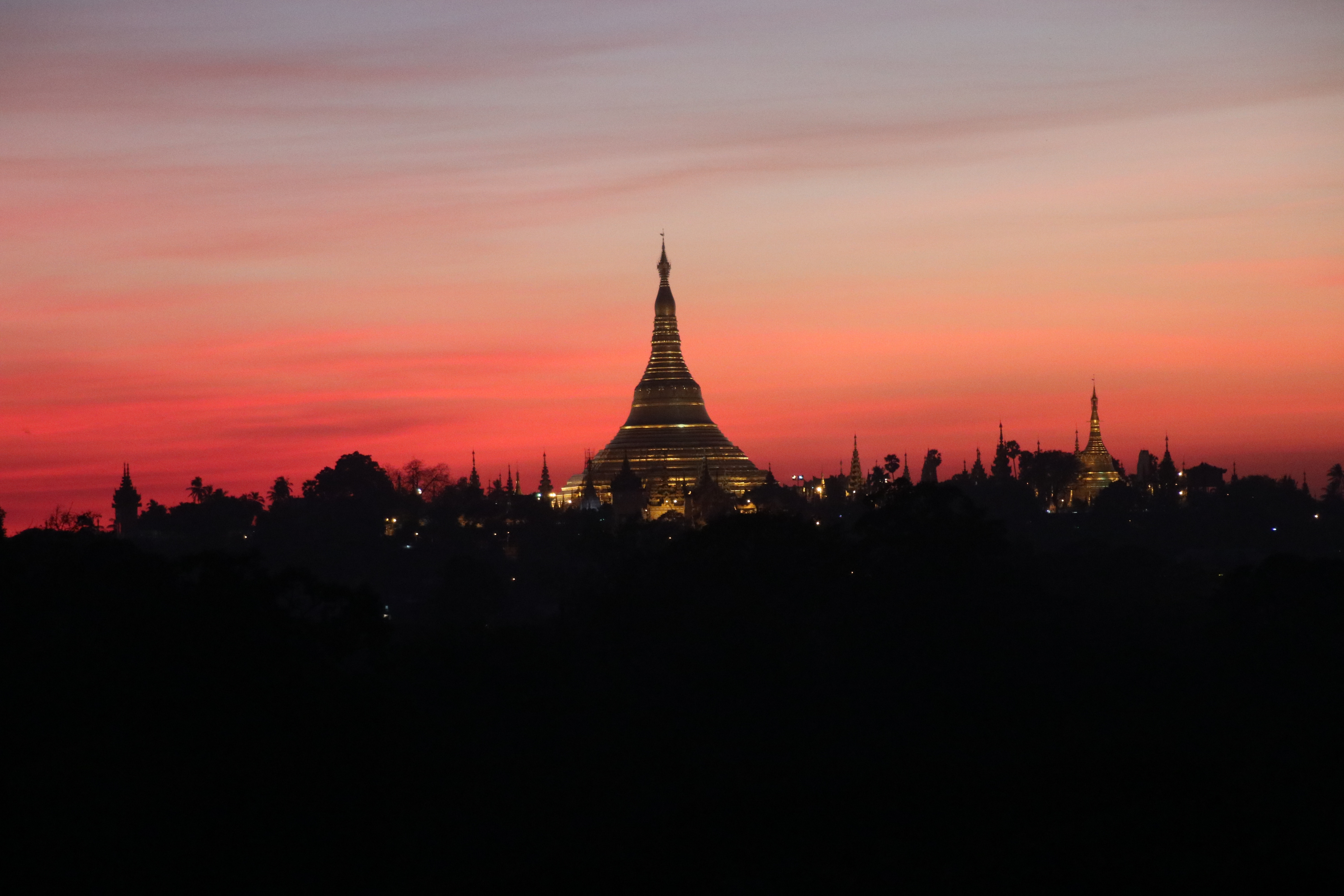 Yangon and Its Wondrous Artifacts of Buddhist Reverence and Colonial Power