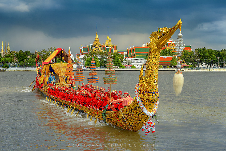 Royal Barge Procession Postponed to December 12