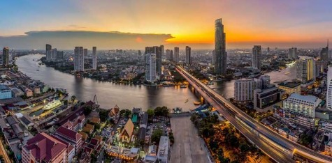 Bangkok Joins Top 50 Most Expensive Cities for Expats