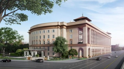 Bringing the Rosewood touch to Yangon