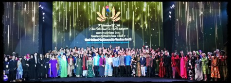 9th Celebration of Silk:  Thai Silk Road to the World 2019 (Part 2 out of 2)