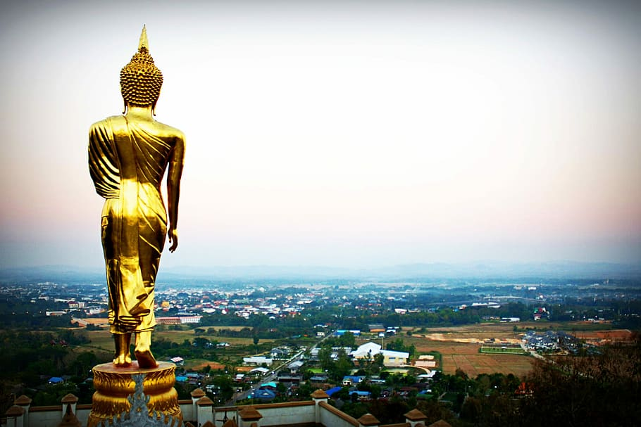 The list of the beautiful temple on the mountain that must visit on Asanha Bucha day. (Part 1)