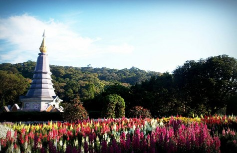 The list of the beautiful temple on the mountain that must visit on Asanha Bucha day. (Part 2)