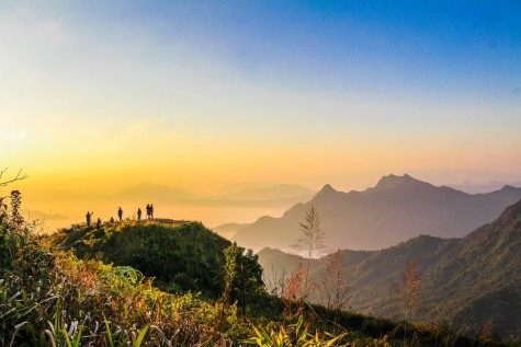 'Chiang Khan' is back for travel again. Let's escape the hustle and bustle of life to explore the weather is currently with enjoyable (Part 1)