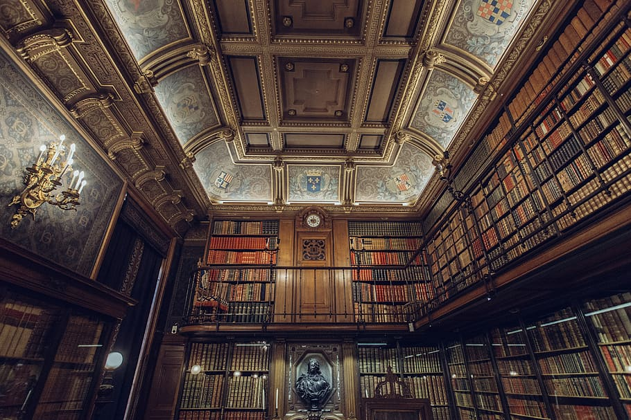 The 12 unbelievable libraries that make you feel like you are in a Hogwarts School. (Part 2 of 3)