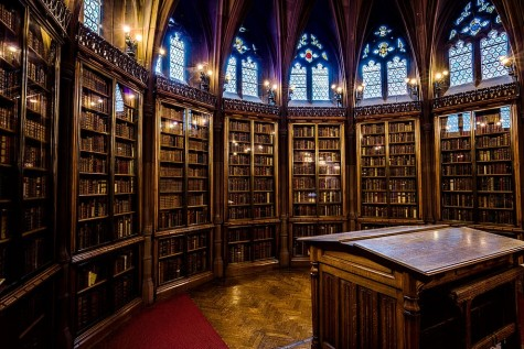 The 12 unbelievable libraries that make you feel like you are in a Hogwarts School. (Part 3 of 3)