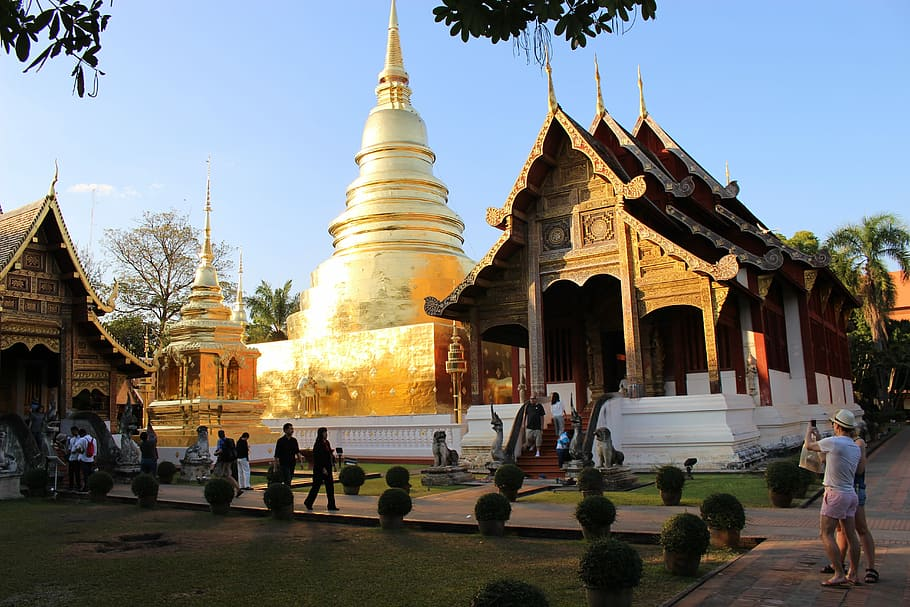 The 5 famous Temples in Bangkok that you must visit.