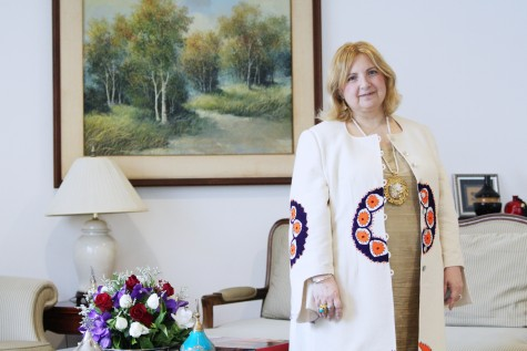 HE Mrs Evren Dağdelen Akgün, served as the Turkish Ambassador to Thailand.