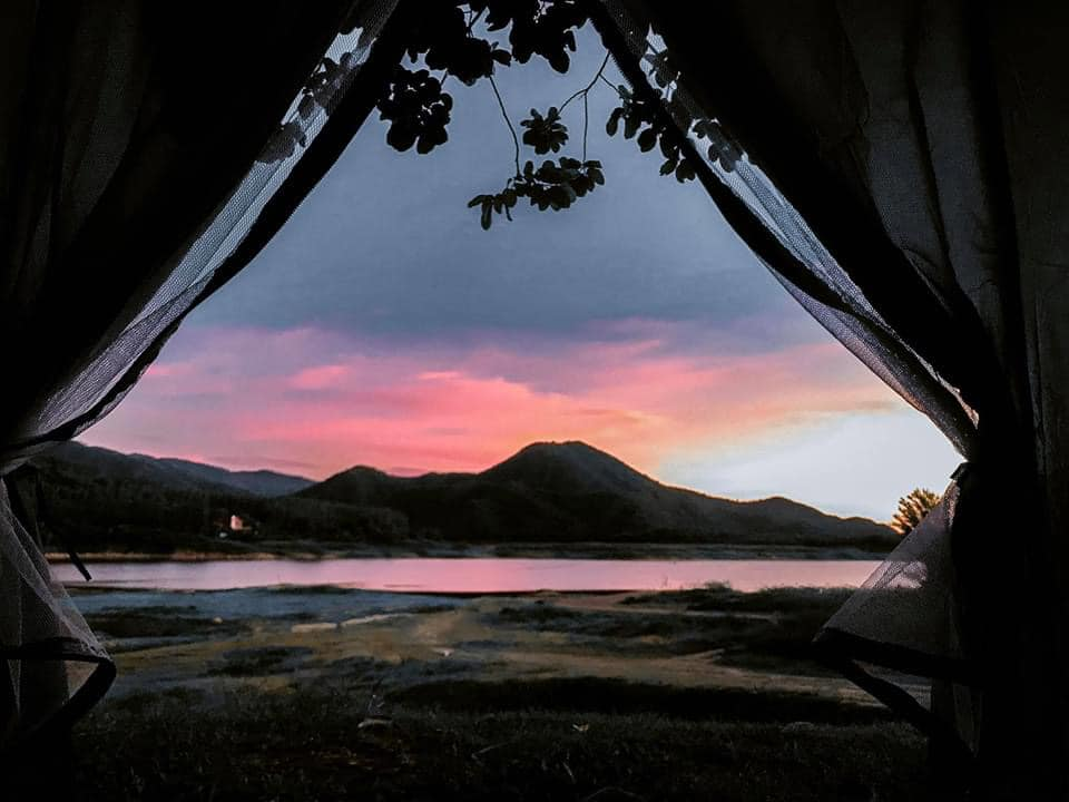The lists of 10 camping spots in Ratchaburi nearby riverside with a good atmosphere not too far from Bangkok. (Part 1 of 3)