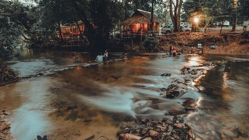 The lists of 10 camping spots in Ratchaburi nearby riverside with a good atmosphere not too far from Bangkok. (Part 2 of 3)