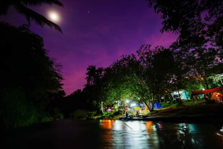 The lists of 10 camping spots in Ratchaburi nearby riverside with a good atmosphere not too far from Bangkok. (Part 3 of 3)
