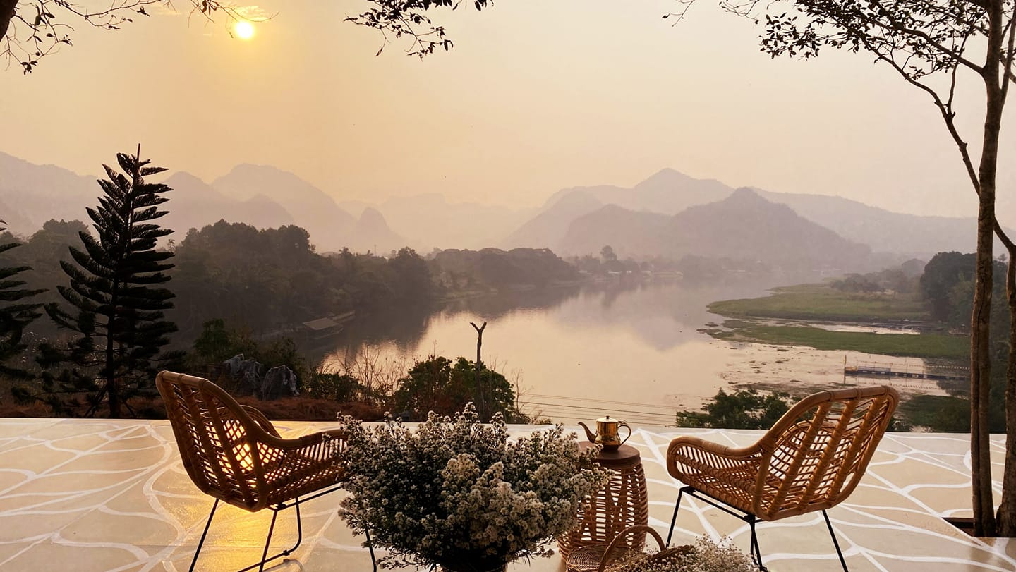 The 10 cafes in Kanchanaburi that must visit. (Part 1 of 3)