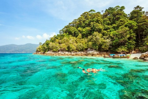 Koh Lipe and The Cliff: For Lovers of the Sea and Each Other