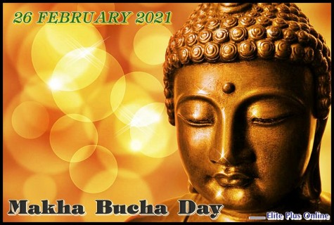 The Special occasion of Makha Bucha Day