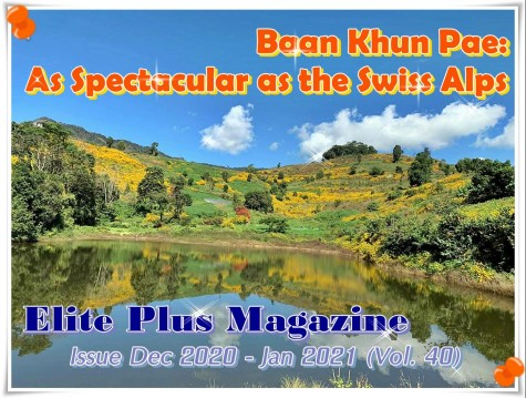 Baan Khun Pae: As Spectacular as the Swiss Alps