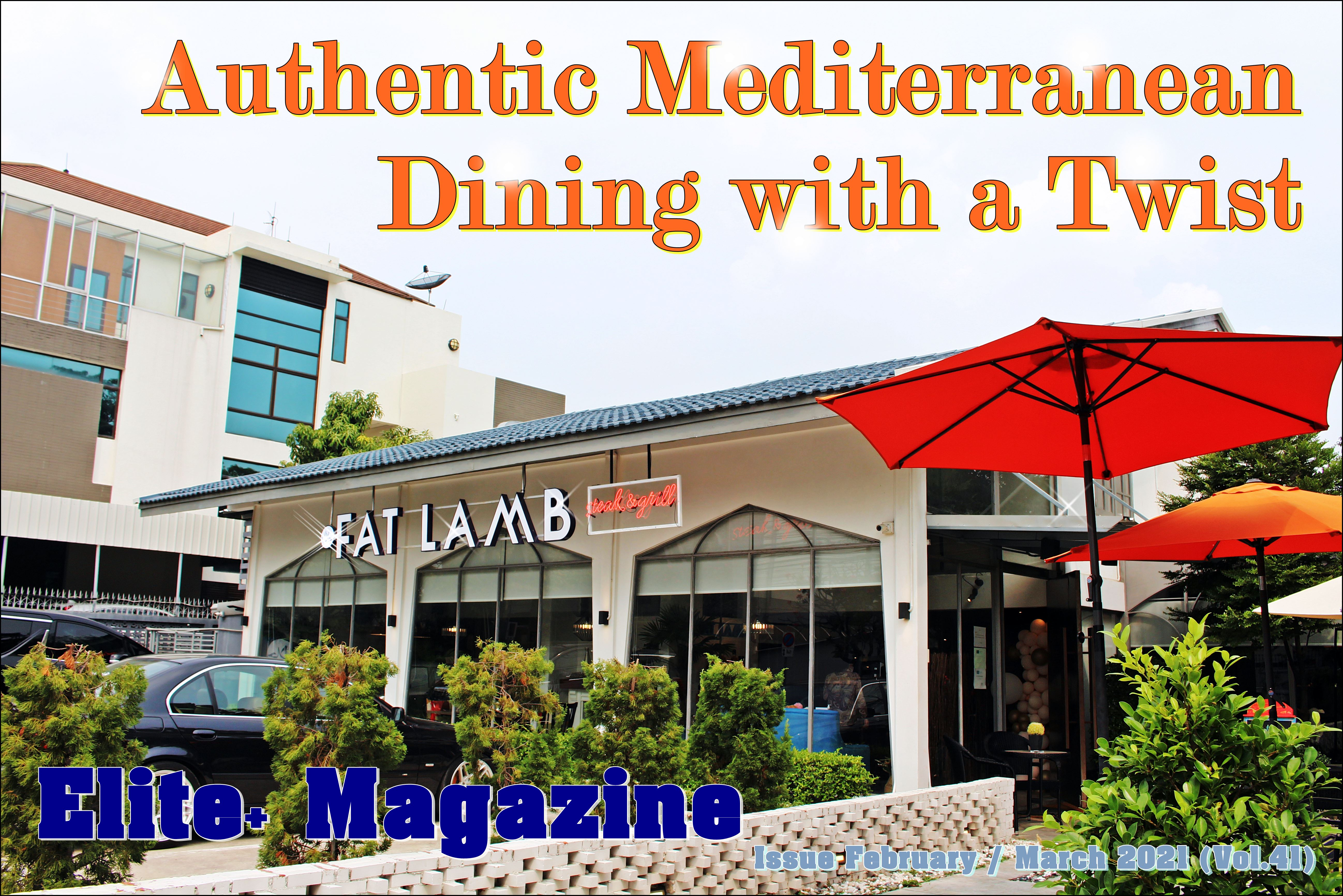 Authentic Mediterranean Dining with a Twist