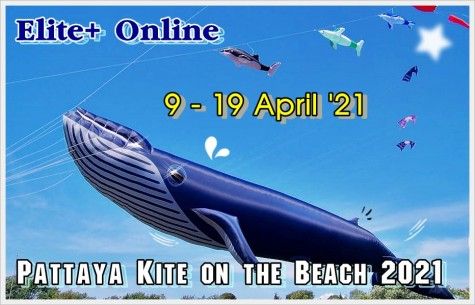 Stimulating tourism of Pattaya for the first time! With Kite Festival