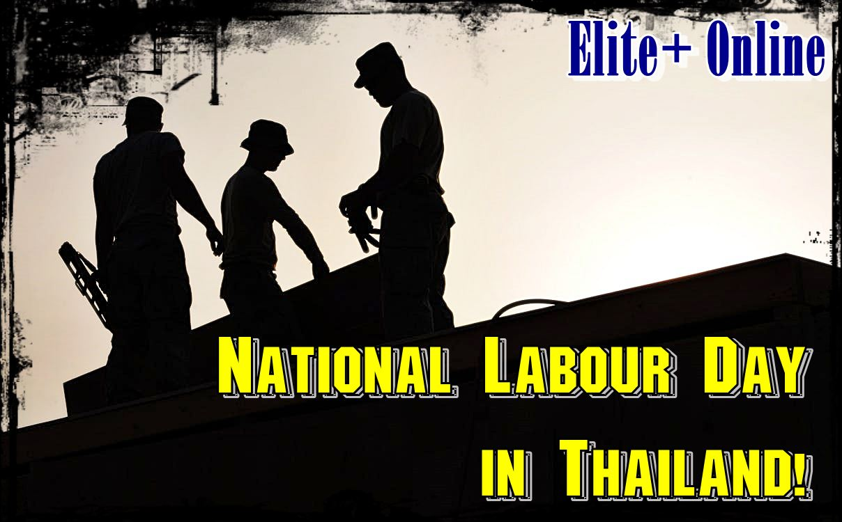 National Labour Day in Thailand!