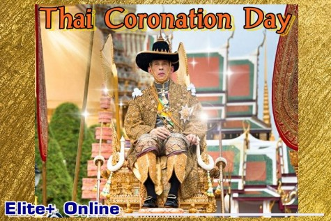 Thai Coronation Day!