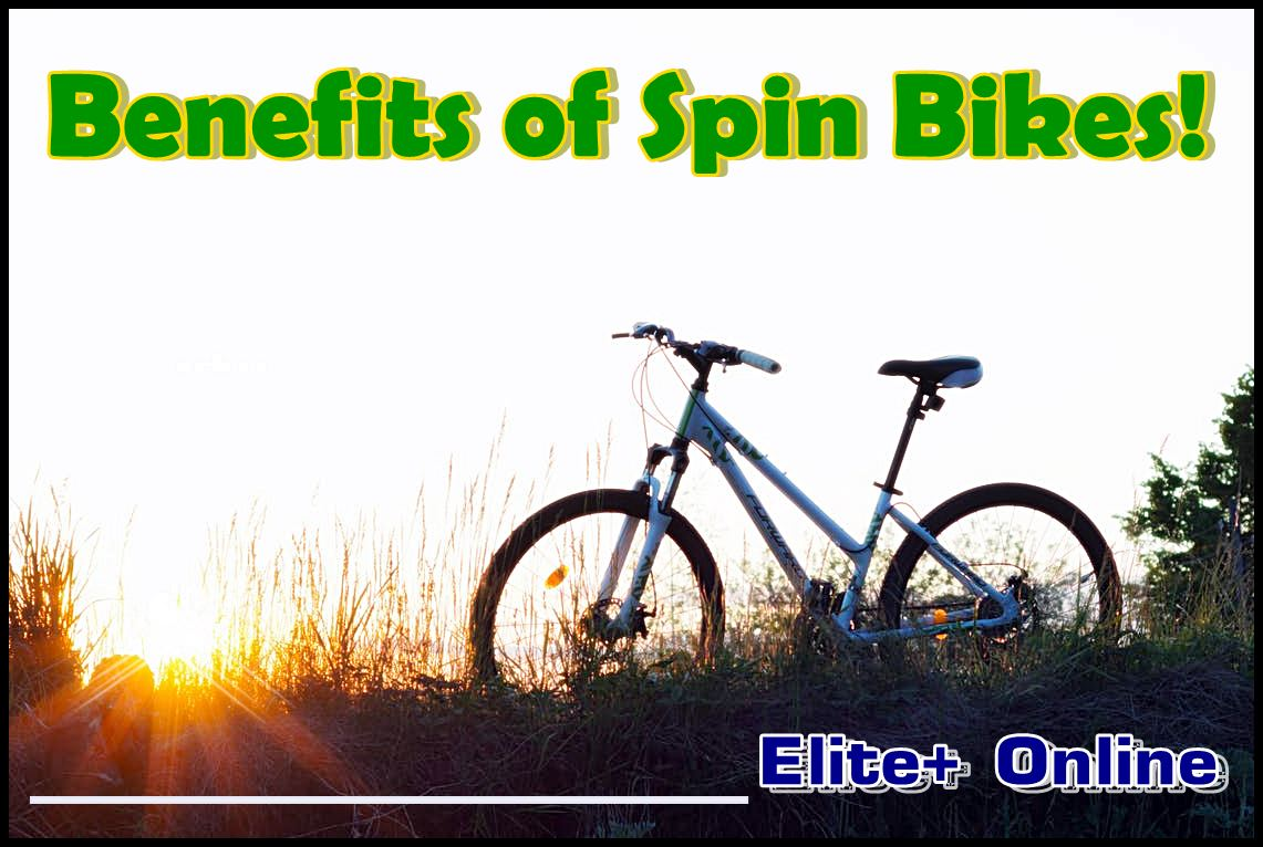Benefits of Spin Bikes!