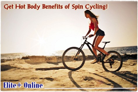 Get Hot Body Benefits of Spin Cycling!