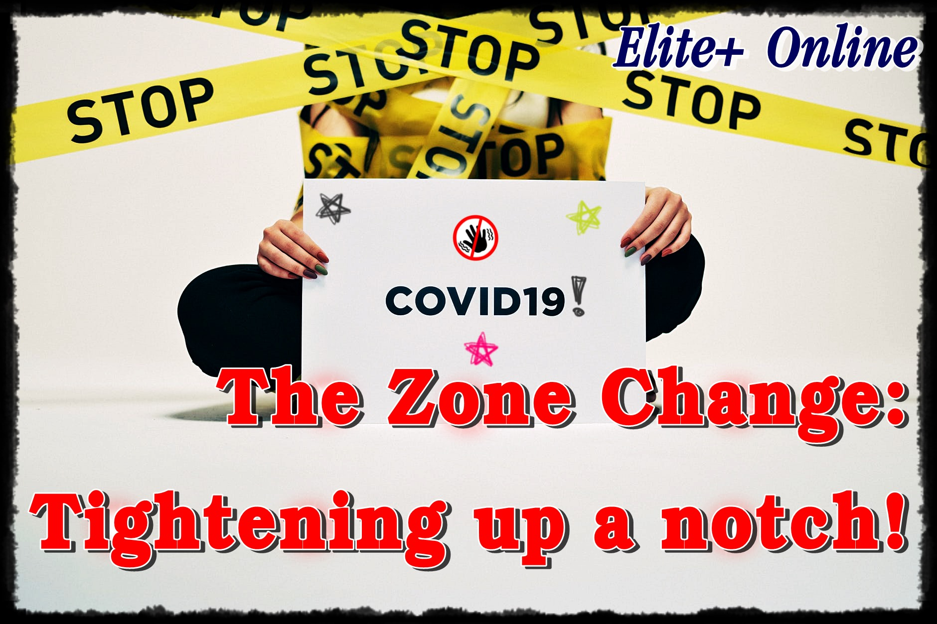 The Zone Change: Tightening up a notch!