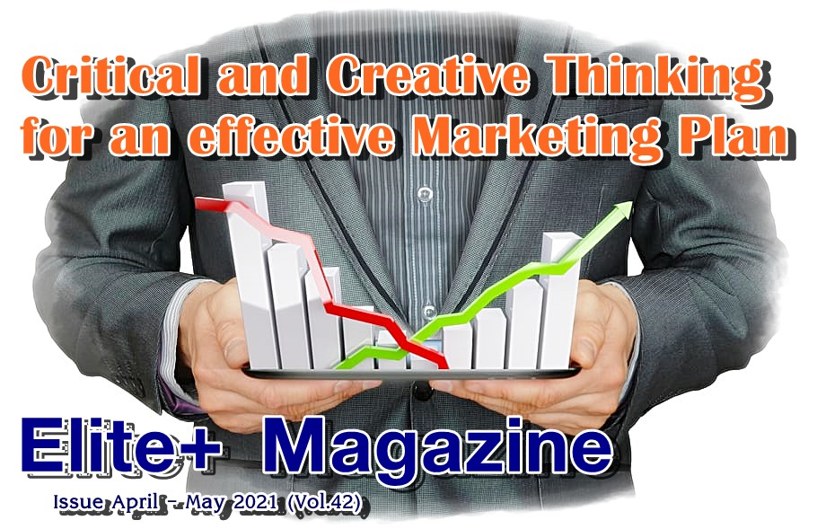 Critical and Creative Thinking for an effective Marketing Plan