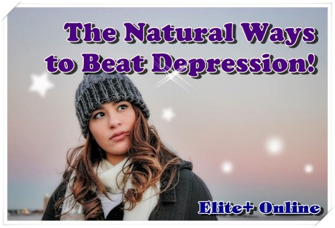 The Natural Ways to Beat Depression!