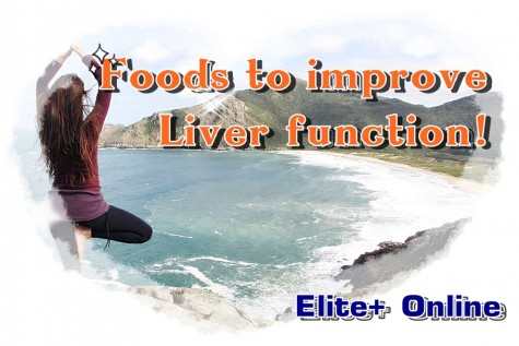 Foods to improve Liver function!