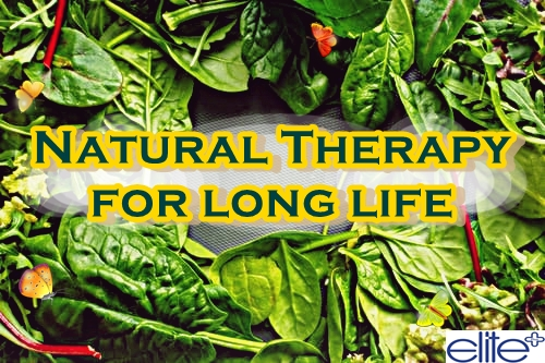 Natural Therapy for long life