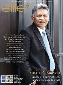 Surin Pitsuwan : Visions of a fairer ASEAN and more equitable world
