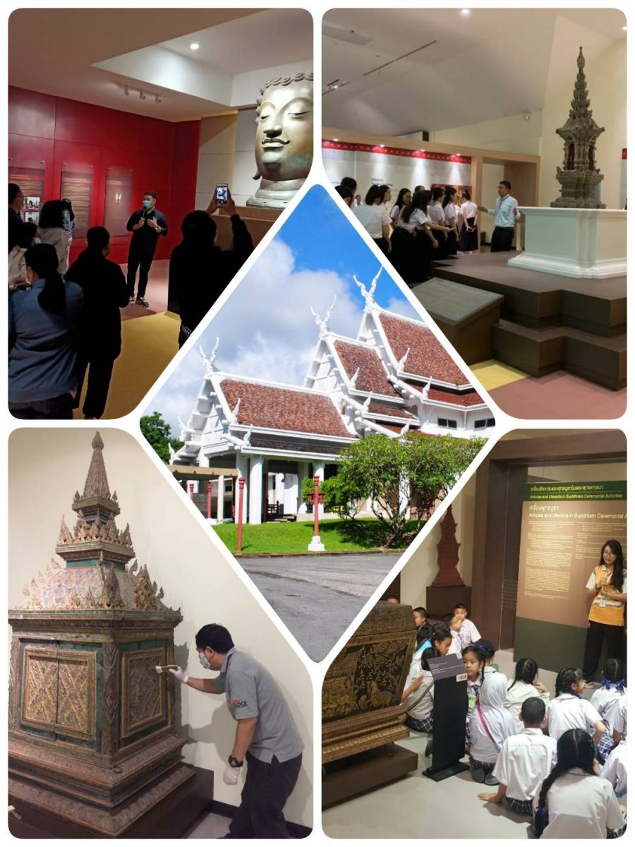 Virtual Tours in the North of Thailand During New Normal time.