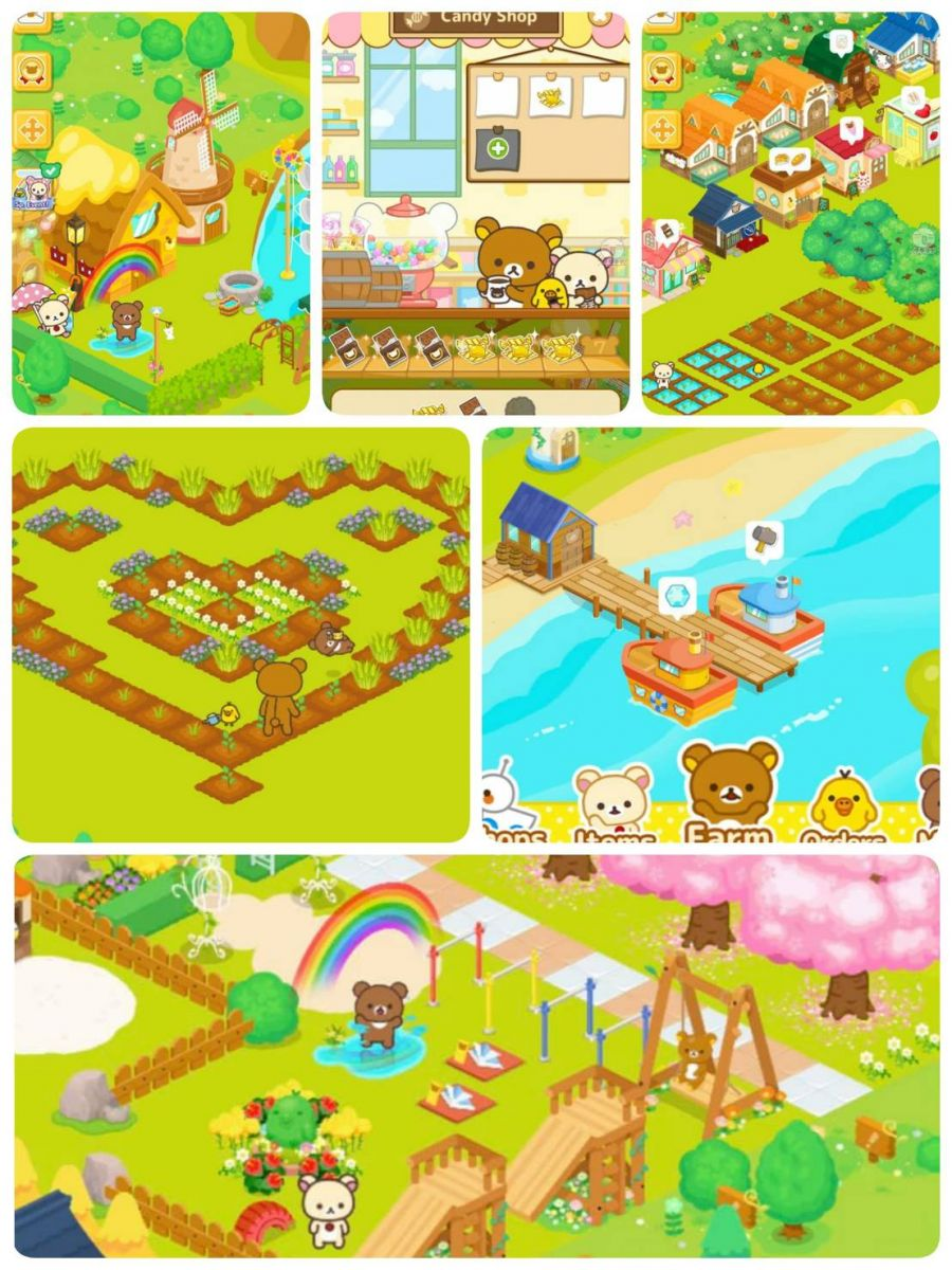 Lists of Farming Game to play on mobile as free with relaxing during COVID-19.