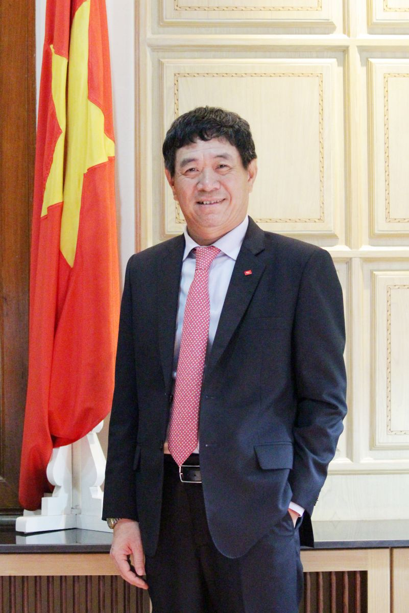 Vietnam and Thailand: Strategic Partners and Best Friends