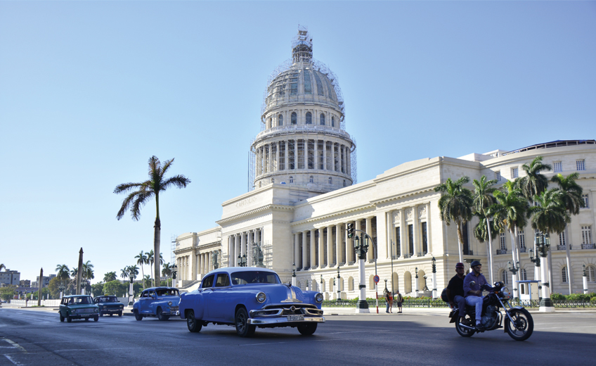 MARKING 60 YEARS SINCE THE CUBAN REVOLUTION