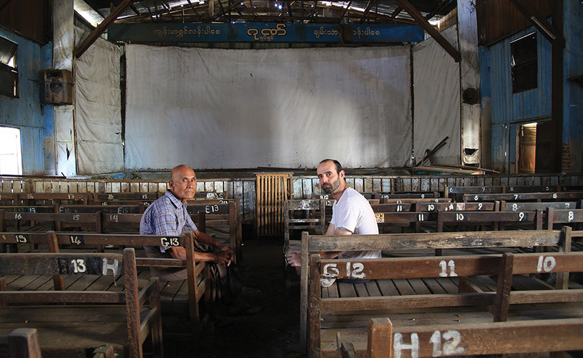 Southeast Asia's disappearing stand-alone cinemas